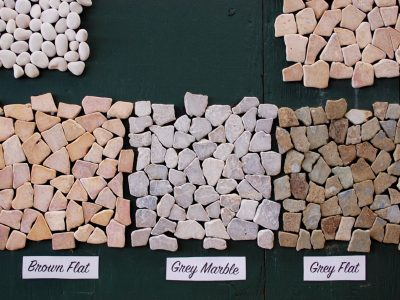 Mosaic Tiles - Paradise Plants