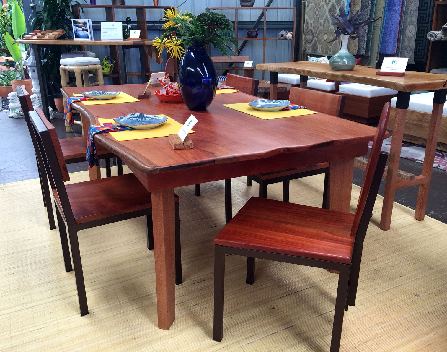 Locally Made Furniture