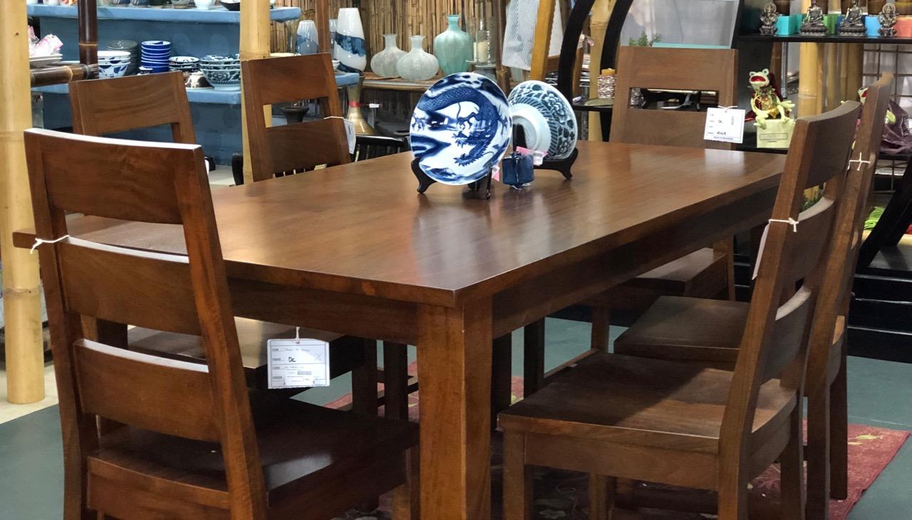 Teak And Mango Wood Furniture Paradise Plants Home And