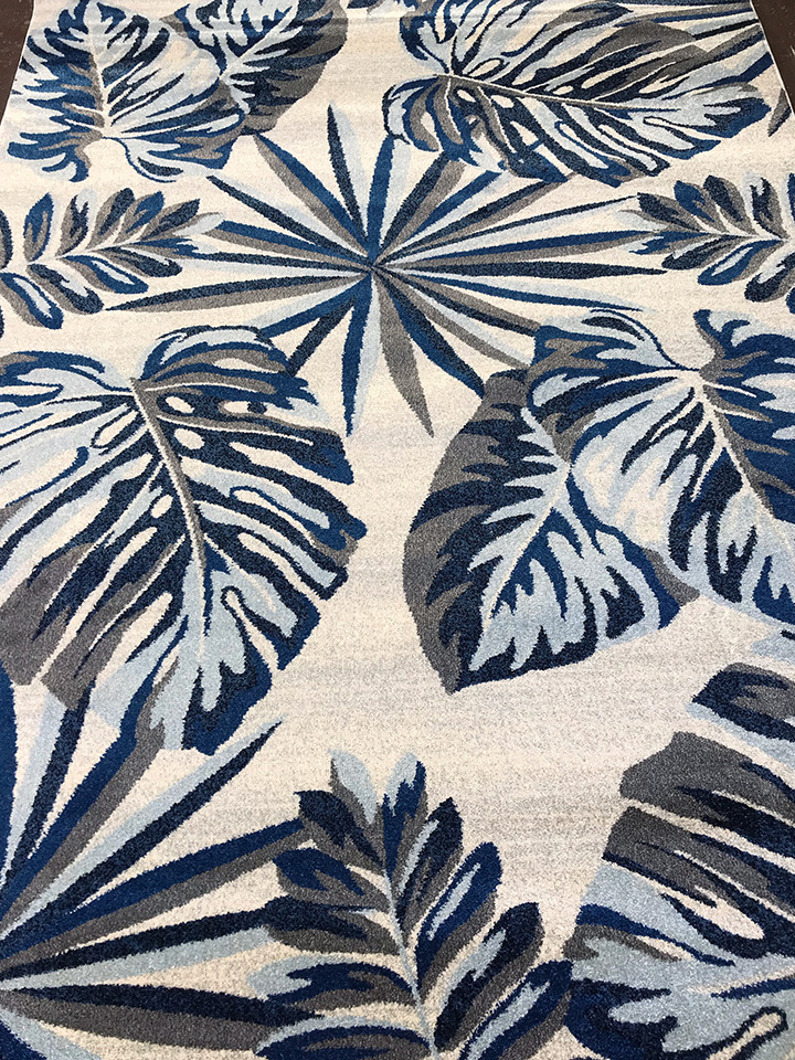 Tropical and Contemporary Rugs!