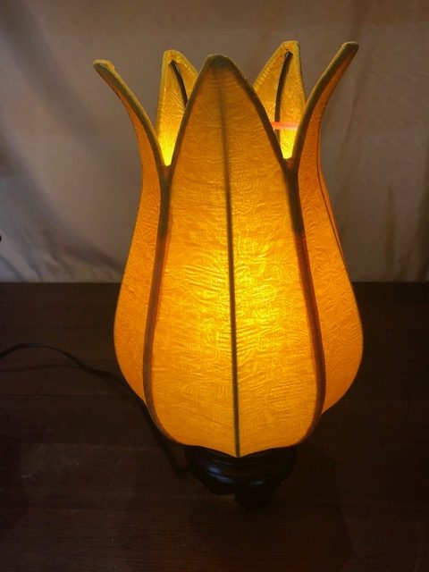 New Blooming Lotus Lamps in Stock
